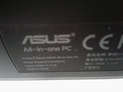 Asus All in One 24 Touch Screen 2TB Win 10 Works Great Wireless Keyboard mouse 274655560215 7