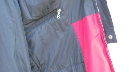 Bogner Mens Ski Winter Jacket with hoodie Red Black Size 40 274371757545 10