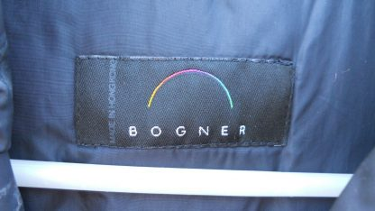 Bogner Mens Ski Winter Jacket with hoodie Red Black Size 40 274371757545 6