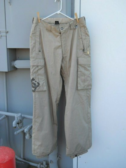 DC Exotex 5000 Series men ski pants Snow board pants XL Waterproof Good cond 274371771425 2