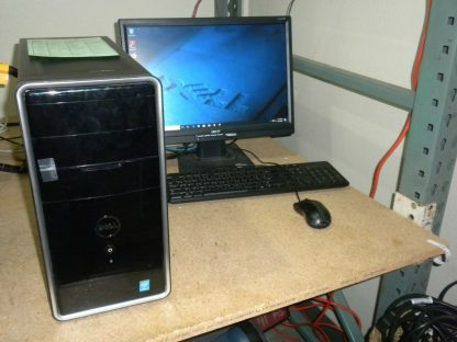 Dell gaming computer Desktop Runs Great with GTX 630 Video card 264734462345
