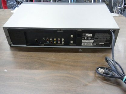 Go video DV2130 DVDVHS Dual deck player with remote 264580448065 4