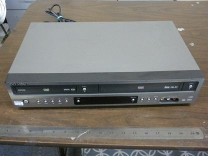 Go video DV2130 DVDVHS Dual deck player with remote 264580448065