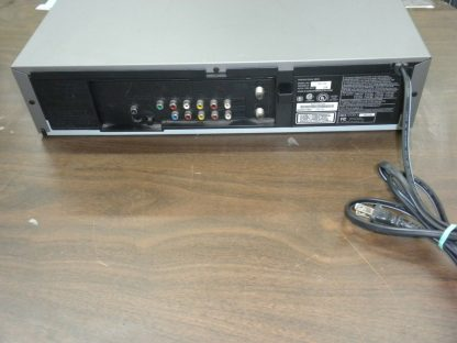 Go video DV2130 DVDVHS Dual deck player with remote 264580448065 5