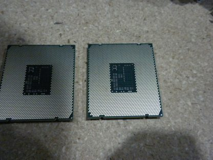 LOT OF 2 Intel Xeon E5 2620 v3 24GHz 20MB 8GTs SR207 LGA2011 6 Core CPU 274037371235 5