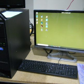 Lenovo ThinkStation S20 Xeon 3D Graphics Workstation Gaming PC Nvidia GTX 274400534895
