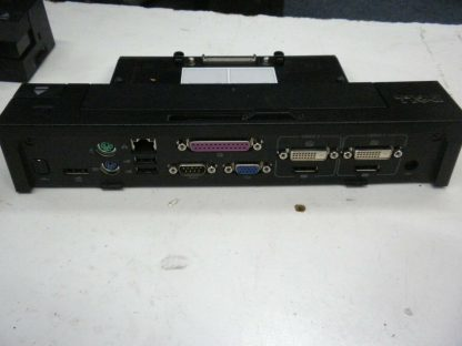 Lot 8 Dell Docking Station PR02X K09A002 for E6400 E6410 etc 274147844895 2