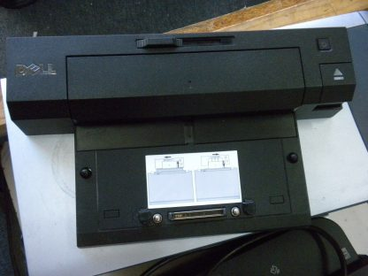 Lot 8 Dell Docking Station PR02X K09A002 for E6400 E6410 etc 274147844895 3