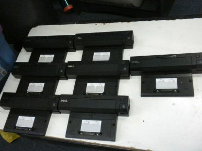 Lot 8 Dell Docking Station PR02X K09A002 for E6400 E6410 etc 274147844895