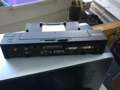 Lot 8 Dell Docking Station PR02X K09A002 for E6400 E6410 etc 274147844895 5