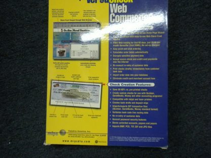 Mips VersaCheck Web Commerce for PC Windows 319598NT 40 264352174705 2