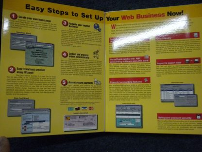 Mips VersaCheck Web Commerce for PC Windows 319598NT 40 264352174705 4