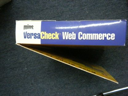 Mips VersaCheck Web Commerce for PC Windows 319598NT 40 264352174705 5