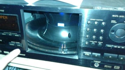 Pioneer PV F727 CD File 301 CD DVD Changer Player No Remote Works Great 264964557325 5