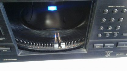 Pioneer PV F727 CD File 301 CD DVD Changer Player No Remote Works Great 264964557325 7