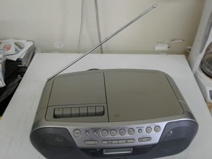 Sony CFD S05 CD Player Radio Cassette AUX Portable Stereo Boombox EXCELLENT 264870084455 7