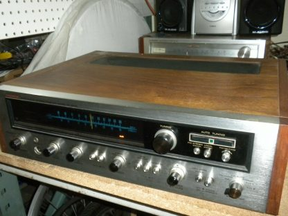 Vintage Pioneer SX 2500 Receiver with Remote Works Great Super Clean Early 1970s 274241977815 2
