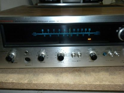 Vintage Pioneer SX 2500 Receiver with Remote Works Great Super Clean Early 1970s 274241977815 6