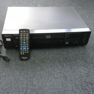 Vintage Toshiba Model SD 3109U DVD Video Player Dual Disc System w remote 273949770125