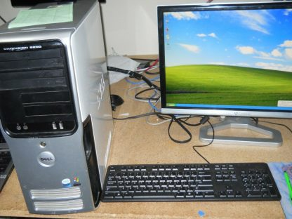 Dell Dimension 9200 Intel 213Ghz 2GB 250GB Windows XP SP3 Works Great 264797870246