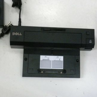 Dell PR02X K09A E Port Plus Docking Station F310C CY640 FFCV6 07067 E6320 w AC 264617370936