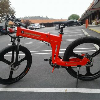 Electric Bikes and Parts