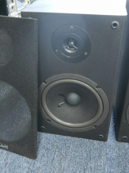 KLH L652B 100W Bookshelf Speakers Pair 264580448056 4