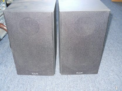 KLH L652B 100W Bookshelf Speakers Pair 264580448056