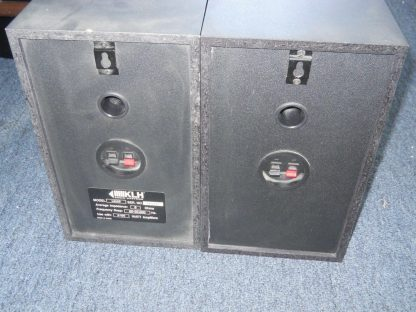 KLH L652B 100W Bookshelf Speakers Pair 264580448056 5