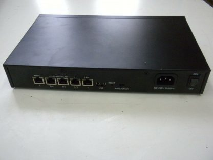 Luxul ABR 4400 4 input Multiple WAN Gigabit Router for Redundancy speed no box 274147837176 4