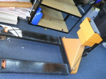 Pallet truck scale has a 1000 lbs capacity local pick up 264812776986 10