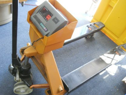Pallet truck scale has a 1000 lbs capacity local pick up 264812776986 4