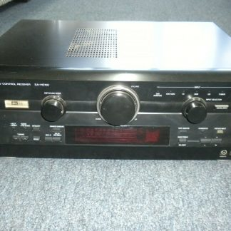 Panasonic SA HE100 350W Multi Input MOS FET Audio Video Home Theater Receiver 264277759756