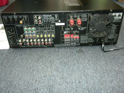 Panasonic SA HE100 350W Multi Input MOS FET Audio Video Home Theater Receiver 264277759756 8