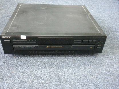 Sony 5 CD Changer CDP C250Z Audiophile Quality Works Great 273812320356 2