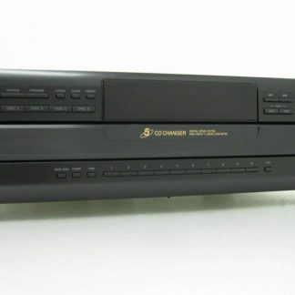 Sony 5 CD Changer CDP C250Z Audiophile Quality Works Great 273812320356