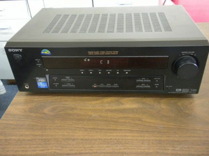 Sony STR K750P Compact Home Theatre Receiver Works Great 5 Channel 100W 264594046346 3