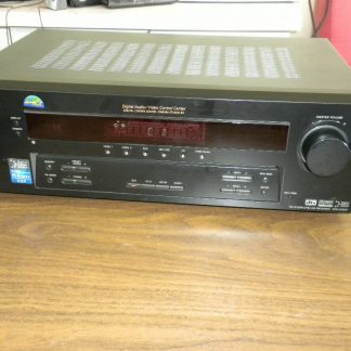 Sony STR K750P Compact Home Theatre Receiver Works Great 5 Channel 100W 264594046346