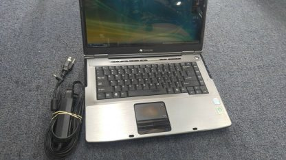 Vintage Gateway MT6728 154 Notebook Laptop Win Vista All Original Runs Great 274223911596 6