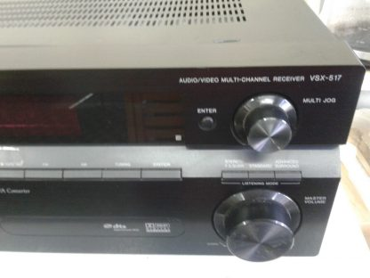 Vintage Pioneer VSX 517 Home Theater Receiver 550 Watts 51 Sounds Great 274537079826 3