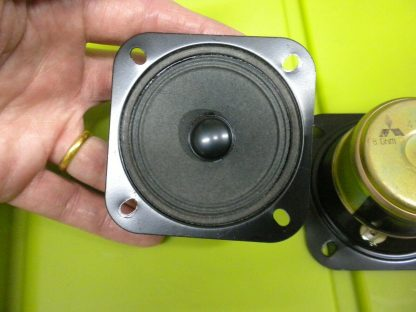 mitsubishi MGA GZ1135 Tweeter 8 OHM 20W Pulled from Home Stereo Cabinet 274085417086 4