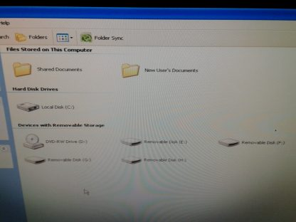 Compaq Presario SR1520NX Vintage Windows XP works great Low hours 274445424957 3