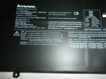 Genuine L14L4P24 Battery For Lenovo YOGA 4 Pro 900 13ISK L14M4P24 264607847237 2