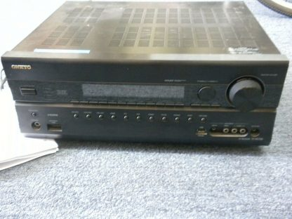 Onkyo TX NR708 Home theater receiver HDMI Internet ready Works Great 264594046337 3