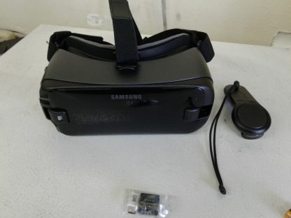 Samsung Gear VR with Controller Virtual Reality SM R324N Oculus with accessories 264816116157 3