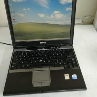 VintageDell Latitude D410 Works Great Windows XP Outlook Express All Original 274497381807