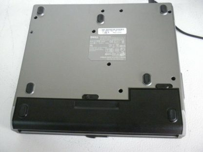 DELL latitude D410 Windows XP Pro SP3 w docking station Works GREAT Good Cond 264654054358 9