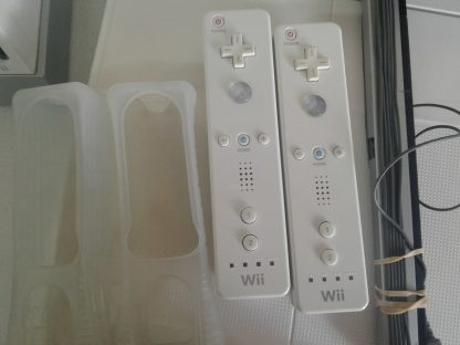 Nintendo Wii Console Bundle Wii SportsWii Fit Plus Balance Board ALL TESTED 274524585608 8