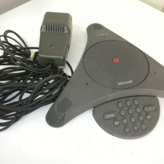 Polycom Soundstation Ex 2201 03308 001 Conferencing Station w Power supply 264541182268