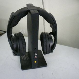Sony MDRRF995RK Wireless Over the Ear Headphones Black 264285108798